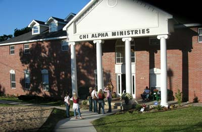 Chi Alpha House
